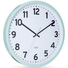 Silent Wall Clock Buy Modern Wall Clocks Online Fast Free Shipping Oh Clocks
