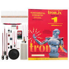 tronix lab 1 fundamental concepts of electronics w39588