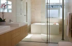 simple bathroom designs round stainless steel frame light lamp