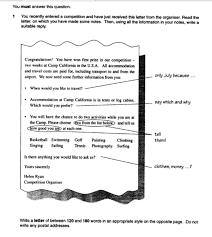 Formal Letter Asking Information englishtim fce writing