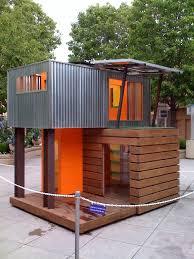 Backyard Play House Best 25 Modern Playhouse Ideas On Pinterest Modern Kids