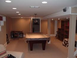 basement wonderful finished basements with attractive decor and