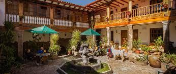 Hostal El Patio by Hotel Rumi Punku Cusco Peru