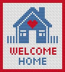 welcome home pattern