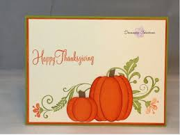 stin up thanksgiving cards images cards