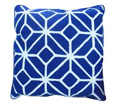 trina turk trellis marine outdoor pillow 20