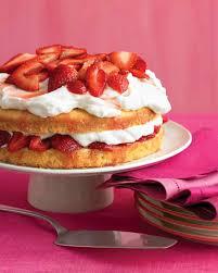 easter dessert recipes strawberry cream cakes cream cake and