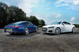 lexus is 250 vs audi tt icon buyer new audi tts vs used porsche 911 c4s car october