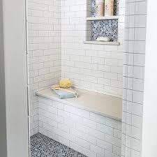 Guest Bathroom Shower Ideas Shower Niche Design Ideas