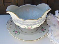 princess china sweet briar vintage gravy boat hutschenreuther dundee china ceramic