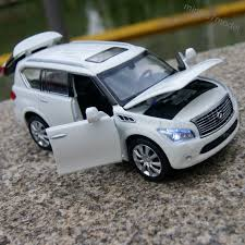 infiniti qx56 price in india infiniti qx56 1 32 suv model car alloy diecast sound u0026light white