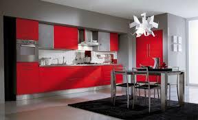 cuisine mur et gris photo cuisine et grise 11 gris meubles de moderne tapis noir