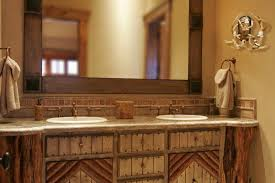 Wood Framed Bathroom Mirrors by Bathroom Mirror Ideas Double Vanity Glass Three Shelves Attached