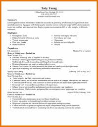 Example Resume For Maintenance Technician Doc 600730 Maintenance Job Description U2013 Maintenance Job