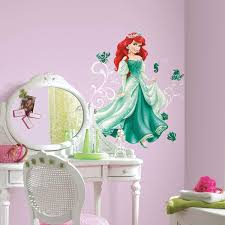 cute princess wall decals u2014 all home design ideas