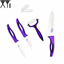 popular coloured kitchen knives buy cheap coloured kitchen knives