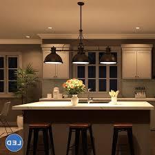 kitchen island pendant awesome 3 light kitchen island pendant l ideas