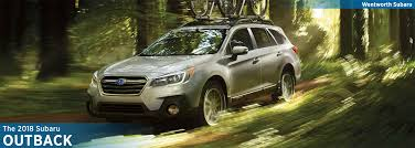 green subaru outback 2018 2018 subaru outback model information suv research portland or