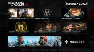 gears of war 4 the road ahead gears of war 4 forums gears