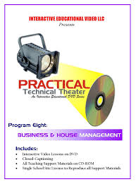 home theater training practical technical theater technical theater training programs