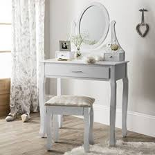 shabby chic quality dressing table set by laura james