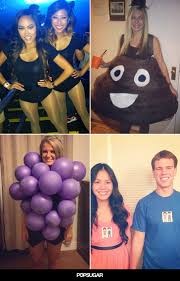 Celebrity Look Alike Halloween Costumes 35 epic emoji costume ideas straight from your smartphone emoji