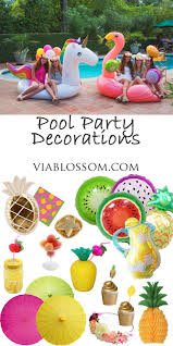 Summer Party Decorations 138 Best Tutti Frutti Party Ideas Images On Pinterest Summer