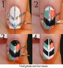 151 best how to do nail art designs images on pinterest make up