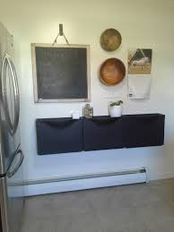 lilly s home designs trones in the kitchen ikea trones in the kitchen for recycling stainless steel refrigerator diy chalkboard
