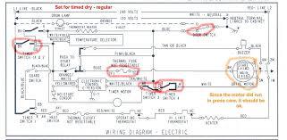 electric dryer wiring diagram diagram wiring diagrams for diy