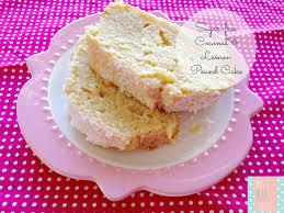 a sugar free coconut lemon pound cake thermomix recipe