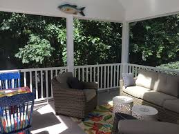 screened porch contractor richmond va cary street kitchen and