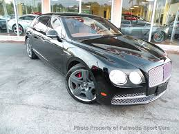 bentley continental flying spur 2014 used bentley continental flying spur 4dr sedan at palmetto
