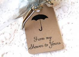 bridal shower favor tags bridal shower tags my shower to yours wedding favor tag wedding