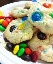 cake mix cookies funfetti and m u0026m the coers family