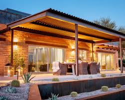 Patio Metal Roof by Stylish Metal Patio Cover With 25 Best Ideas About Metal Patio