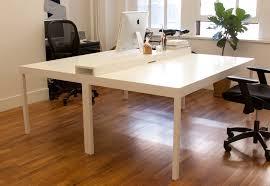 White Parsons Desk White Parsons Tables Long Grain Furniture