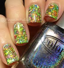 pinpoint polish a quick update and some graffiti nails