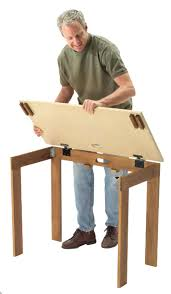 Small Drafting Table Build Drafting Table Yourself A Portable Anikkhan Me Beautiful