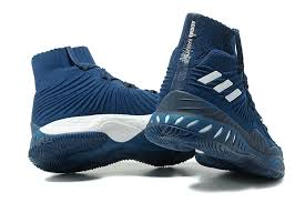 adidas crazy explosive adidas crazy explosive 2017 primeknit navy blue cheap for sale new