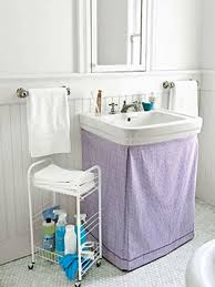 Sink Storage Bathroom 33 Bathroom Storage Hacks And Ideas That Will Enlarge Your Room