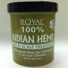 royal 100 indian hemp hair and scalp treatment