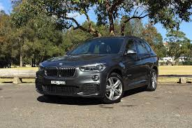 bmw 2017 bmw x1 2017 review sdrive18d carsguide