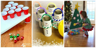 Homemade Christmas Presents by 22 Fun Christmas Games U0026 Activities For Kids Holiday Kids Table