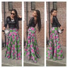spotthetrend 5 ways to mix u0026 match the african u0027native print