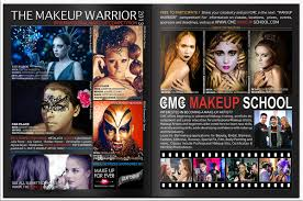Professional Makeup Schools Makekup Artist Magazine Published Cmc Makeup
