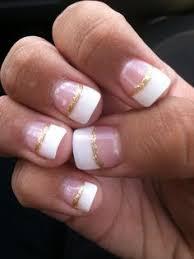 french tip nails nailed it pinterest makeup nail nail and prom