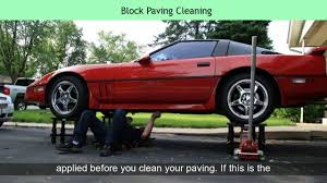 Jeyes Fluid Patio Cleaner by Block Paving Cleaning Middlesbrough Driveway Paving Cleaning In