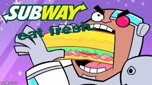 Teen Titans Memes - teen titans go memes subway eat fresh wattpad