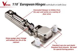 soft close mechanism for cabinet doors vitus concealed soft close hinge concealed soft close hinge with